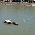 アーレ川の渡し船/ベルン