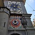 からくり時計の時計塔/ベルン