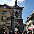ベルンの時計塔