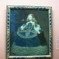 ベラスケス「青いドレスのマルガリータ王女」