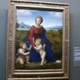 ラファエロ「草原の聖母」