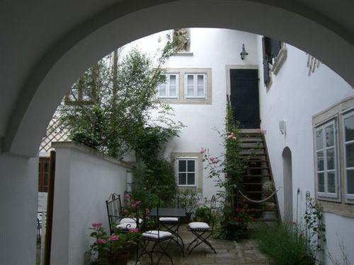 ハイドンハウスの中庭
