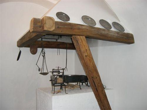 ハイドンハウスの台所