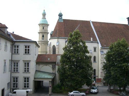 大聖堂とマウソレウム/グラーツ