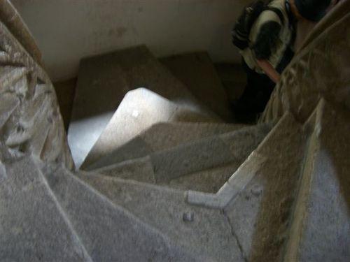 二重の螺旋階段