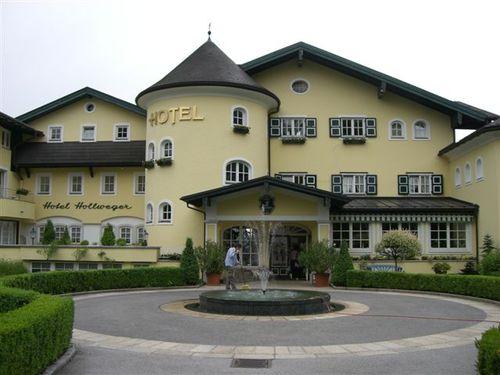 ホテル・ホルヴェガー外観