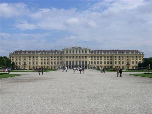 世界遺産⑦シェーンブルン宮殿と庭園
