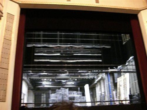 オペラ座内部見学ガイドツアー