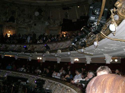 ローナッハー劇場の客席