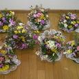 籠花、全員集合!
