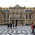 ベルサイユ宮殿/大理石の中庭