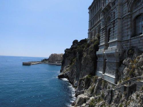 モナコ/海洋博物館と水族館