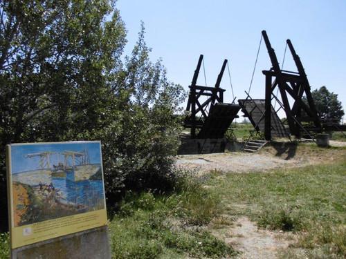 アルル/ゴッホの跳ね橋