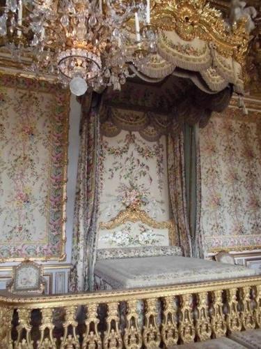 ベルサイユ宮殿/王妃の寝室