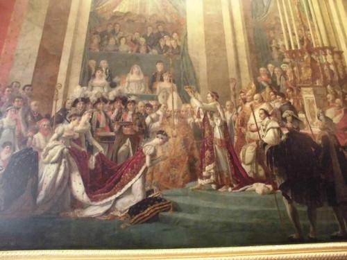 ベルサイユ宮殿/ナポレオンの戴冠式