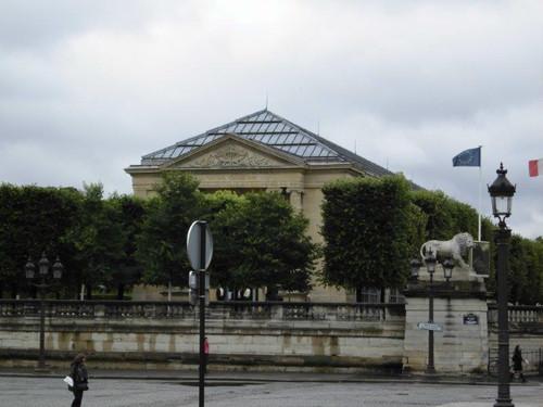 パリ/オランジュリー美術館