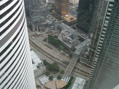 56階からの眺め