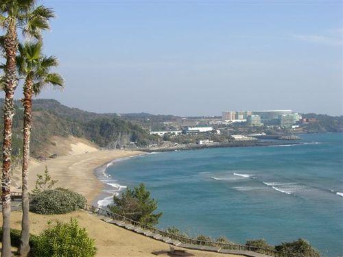 韓国のハワイ