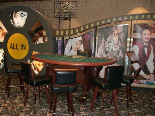 ロッテホテル済州のカジノ