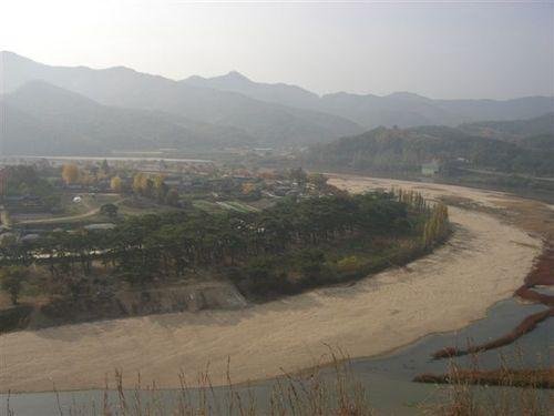 安東・河回村(ファフェマウル)