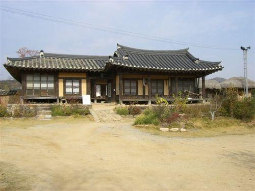 両班の伝統家屋