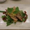 山菜鴨のささみ焼き