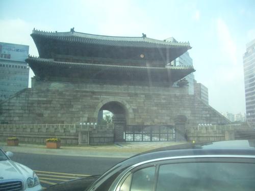 南大門(崇礼門)