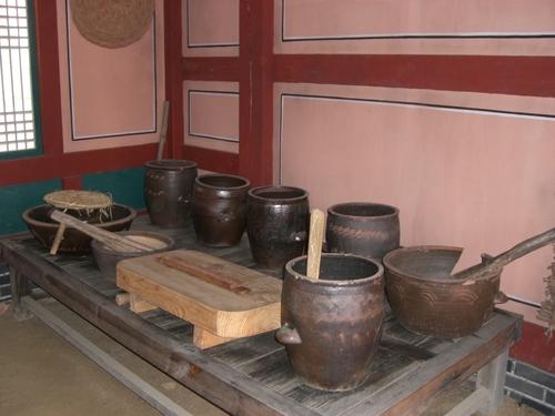 チェ尚宮の台所