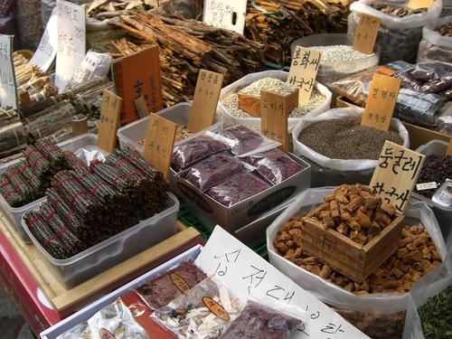 京東薬令市場