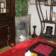茶屋の部屋