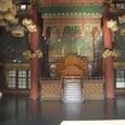 昌徳宮の玉座