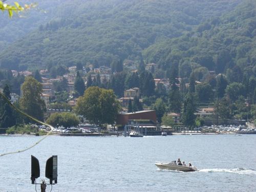 マジョーレ湖