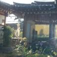 チャマシヌントゥルの中庭