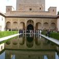 アルハンブラ宮殿/アラヤネス(天中花)の中庭