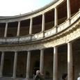 グラナダ/アルハンブラ宮殿