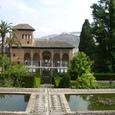 アルハンブラ宮殿/ヘネラリーフェ(夏の離宮)