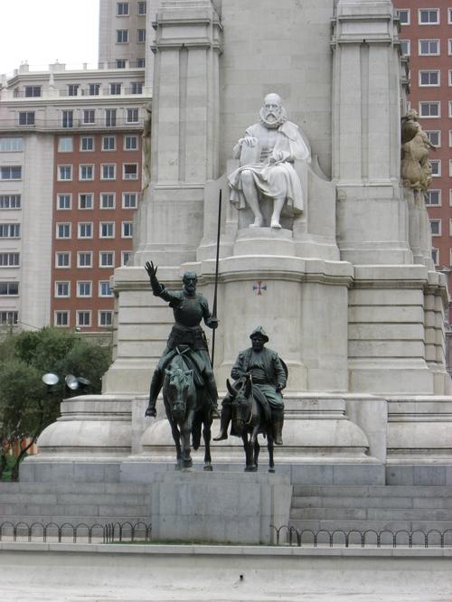 マドリッド/スペイン広場