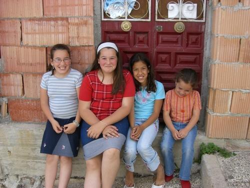 ミハス/サン・セバスチャン通りの女の子たち