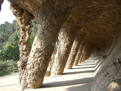 グエル公園の画像 p1_14