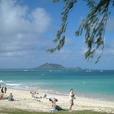 ハワイ・カイルアビーチ