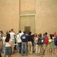 ルーブル美術館/モナリザの部屋