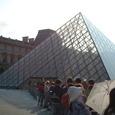 ルーブル美術館/ピラミッド