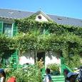 フランス・ジヴェルニー/モネの家
