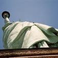 ニューヨーク/自由の女神の台座
