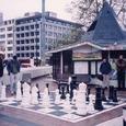 街角チェス/クライストチャーチ・ニュージーランド