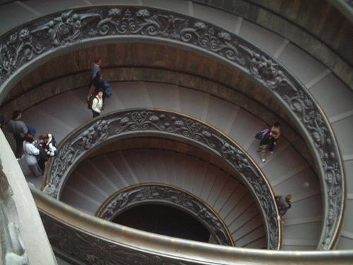イタリア・ローマ/バチカン美術館
