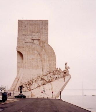 ポルトガル・リスボン/発見のモニュメント