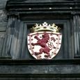 王家の紋章?