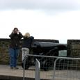 エジンバラ城・半月砲台の大砲