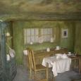 ネコのリビーのキッチン